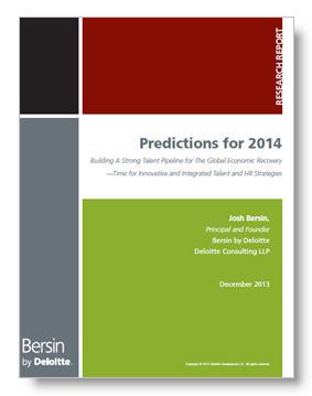 Deloitte Predictions 2014