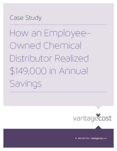 Vantage Cost Employee Owned Chemical Distributor Case Study large
